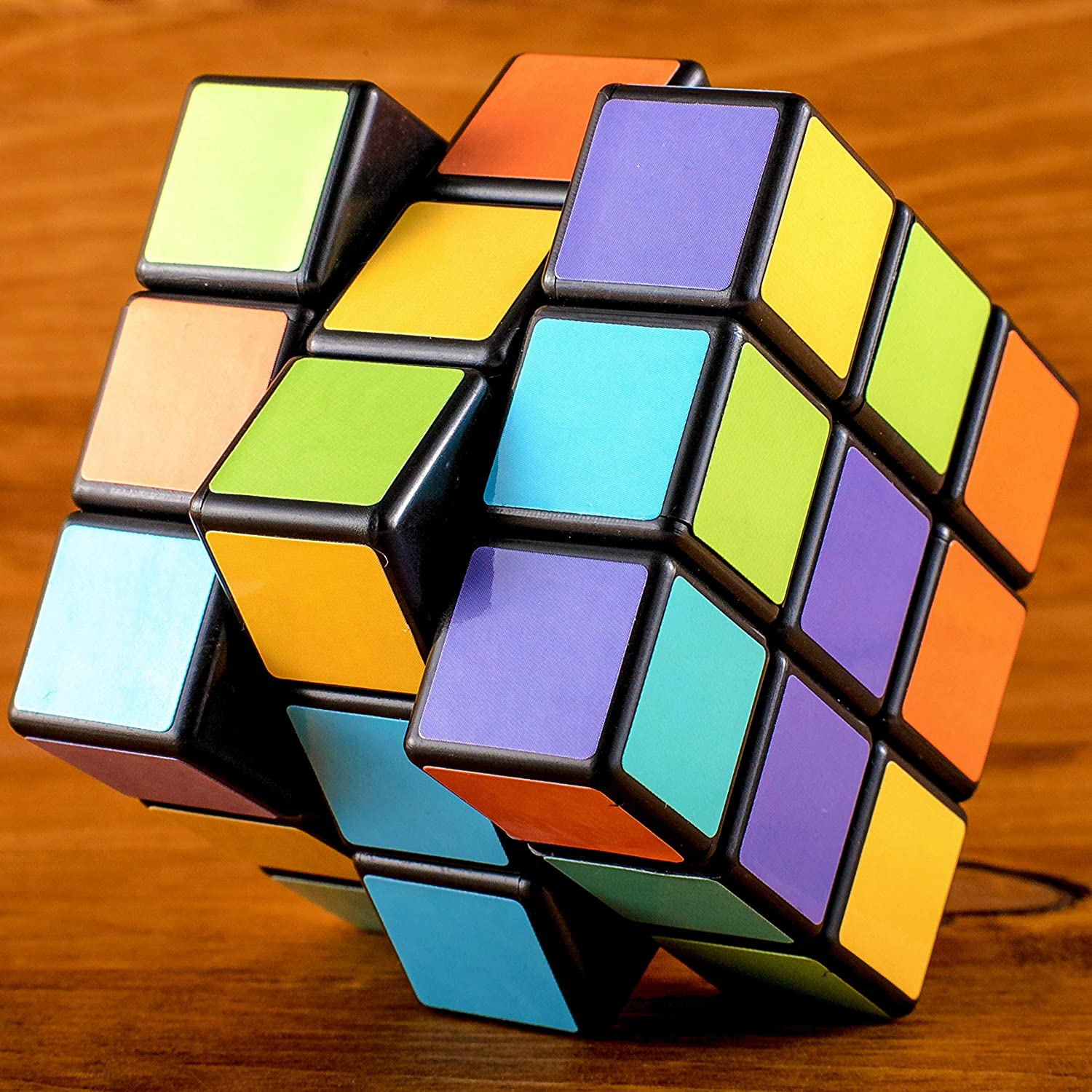 Amazon.com: Rubiks Cube Speed Cube Classic Puzzle Game for ...