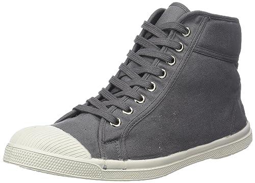 Bensimon Tennis Mid, Zapatillas Altas para Hombre, Gris, 42 EU: Amazon.es: Zapatos y complementos
