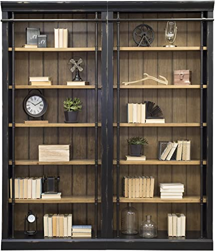 Cheap Martin Furniture IMTE4094x2 IMTE402 Toulouse 2 Bookcase Wall modern bookcase for sale