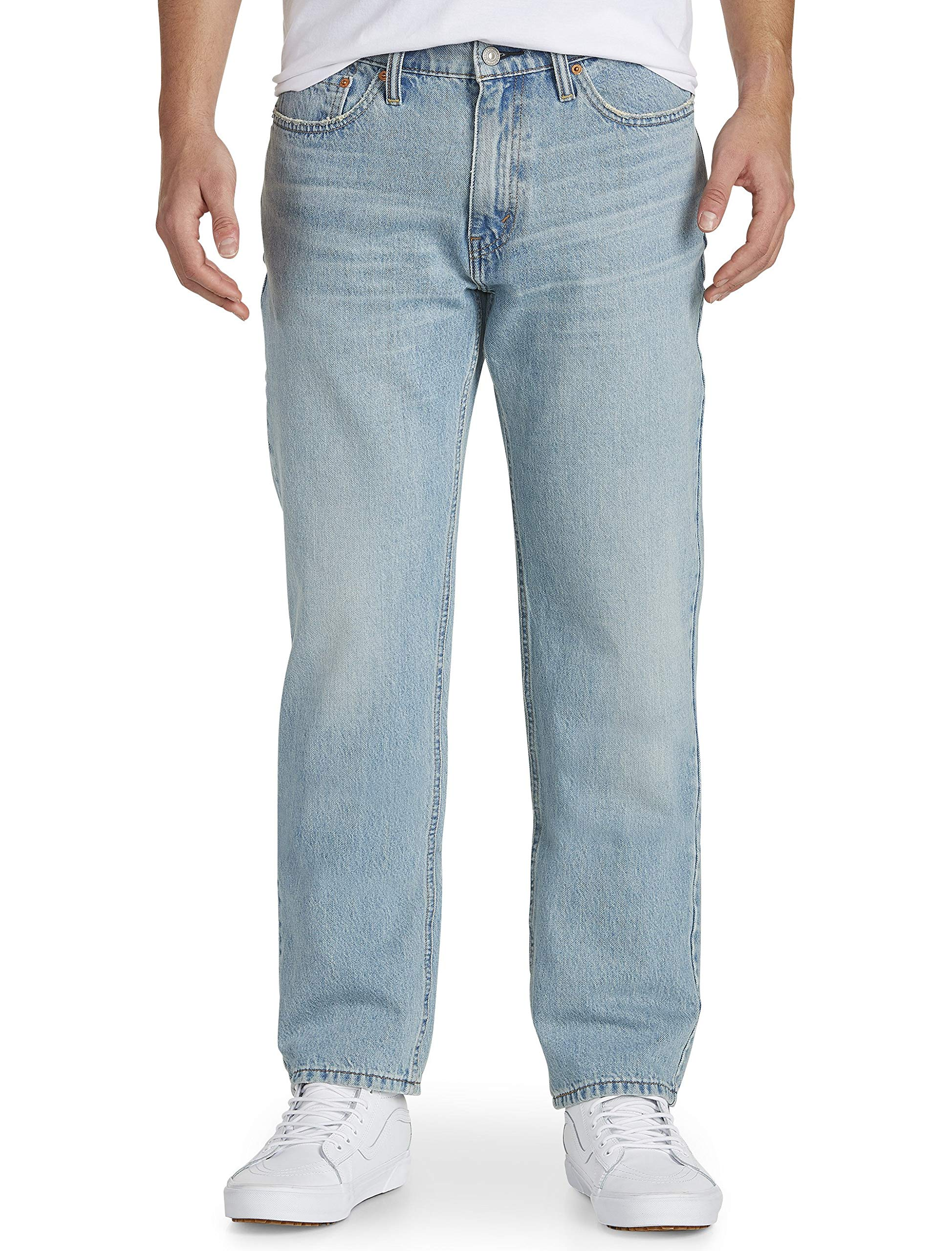 Levi's Men's 541 Athletic Straight Fit Jean, Gingham-Warp Stretch, 42W x 30L