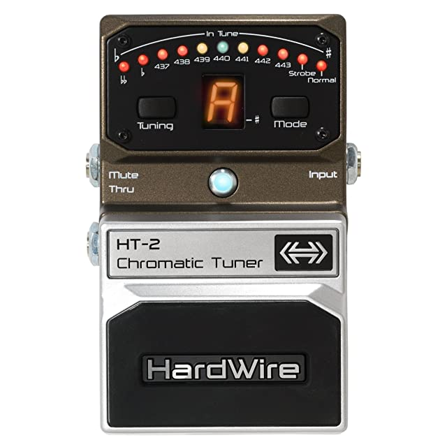 リンク:HT-2 Chromatic Tuner