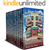 Senoia Cozy Mystery Boxed Set: Books 1 - 12 (English Edition)