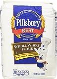 Pillsbury Best Whole Wheat Flour, 80 Ounce