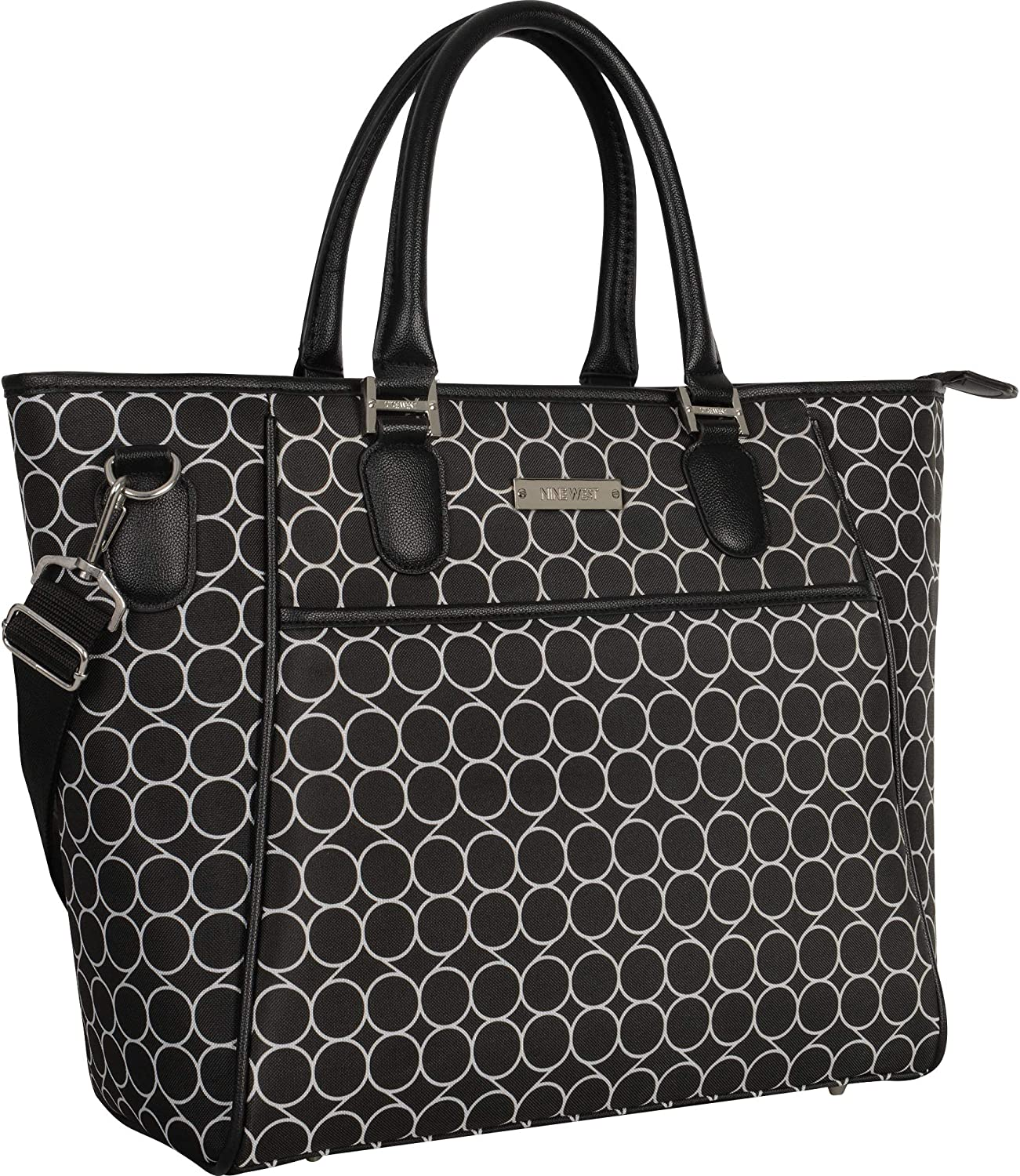 Nine West Luggage Travel Duffle Carry On Overnight Bag Duffel