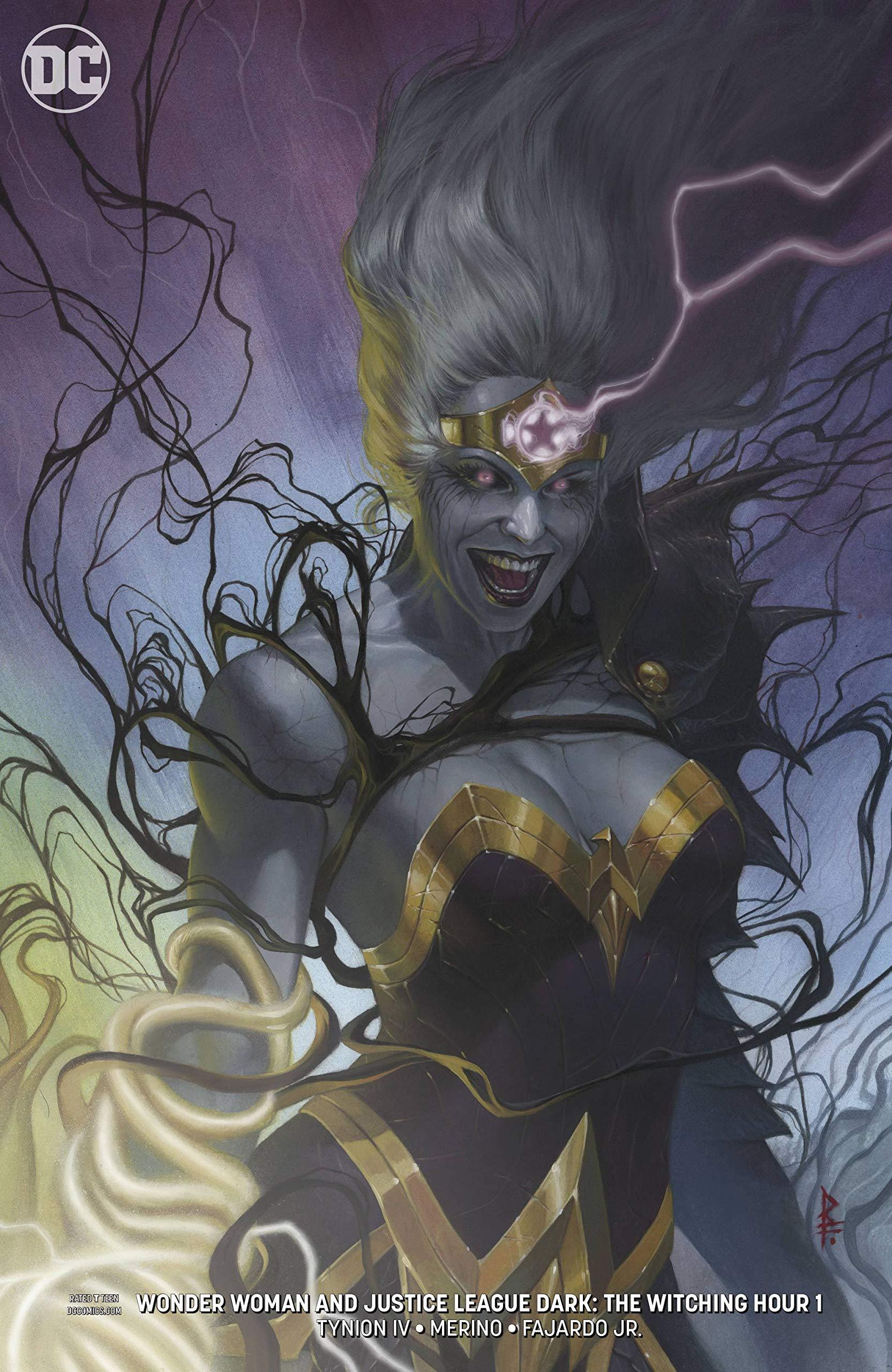 Justice League of America #1 Wonder Woman Var  NEW!!!