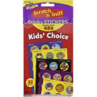 Trend Value Packs Stinky Stickers (TEPT089)