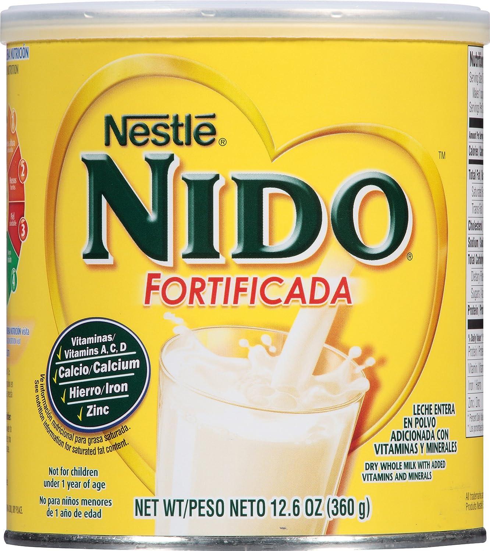 NESTLE NIDO 奶粉, 冲奶或咖啡或烘培