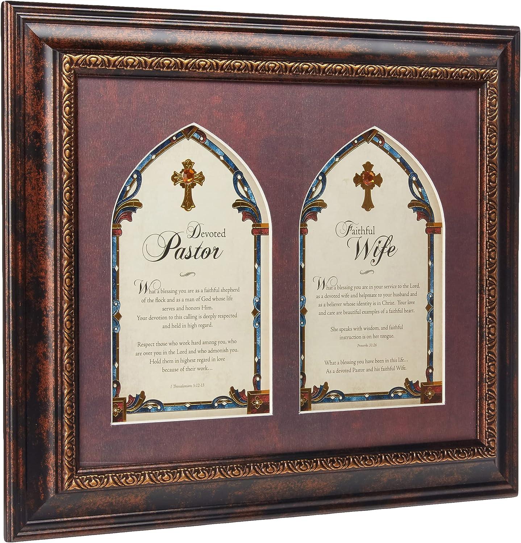 Creative store Brands Faithworks Pastor free Wall Pastor's Tableto Framed