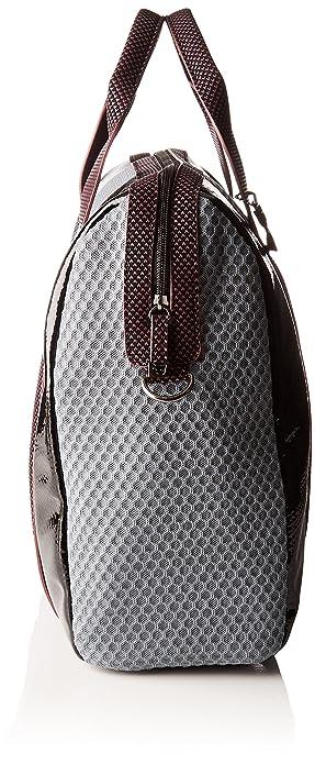 Damen Active Office Bowling Tasche, Grau (Grey), 16x31x38 cm Lollipops