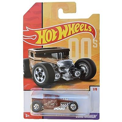 Hot Wheels 1:64 Scale die cast Exclusive Heritage [Brown] Bone Shaker 7/8: Toys & Games