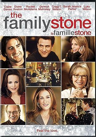 Amazon.com: Family Stone, The: Diane Keaton, Sarah Jessica Parker ...