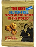 Bart's Bakery Gluten-Free Chocolate Chip Grab and Go Cookies, 1.25 Ounce Packets (Pack of 12)