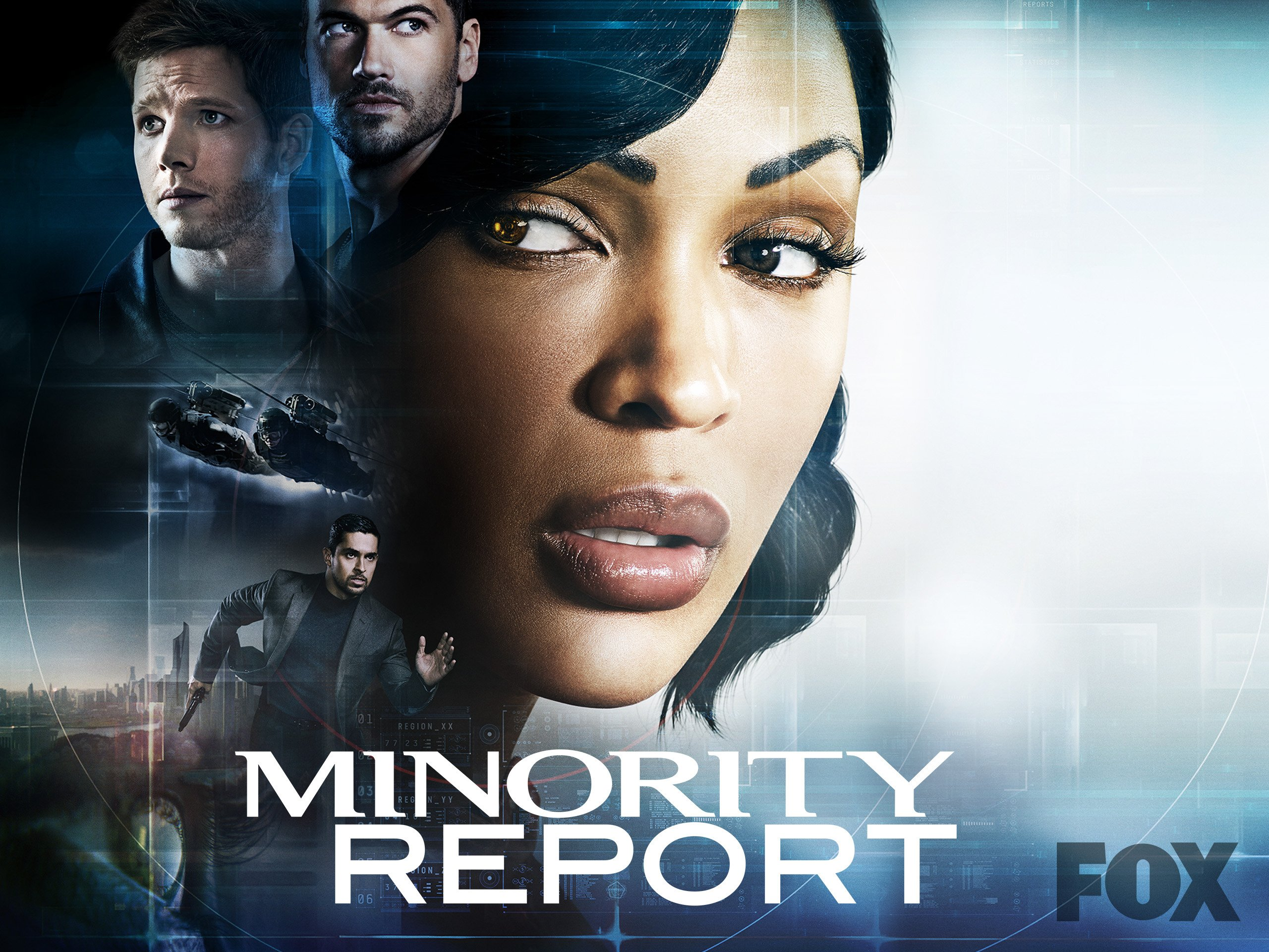 watch minority report episode 1 online free