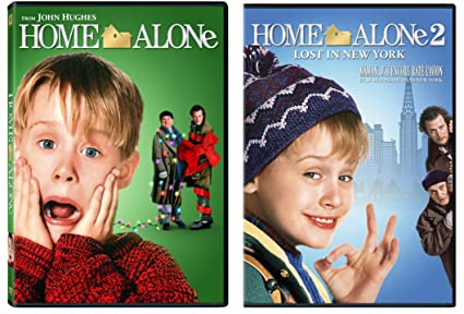 Home Alone 1 Home Alone 2 Lost In New York 2 Dvd