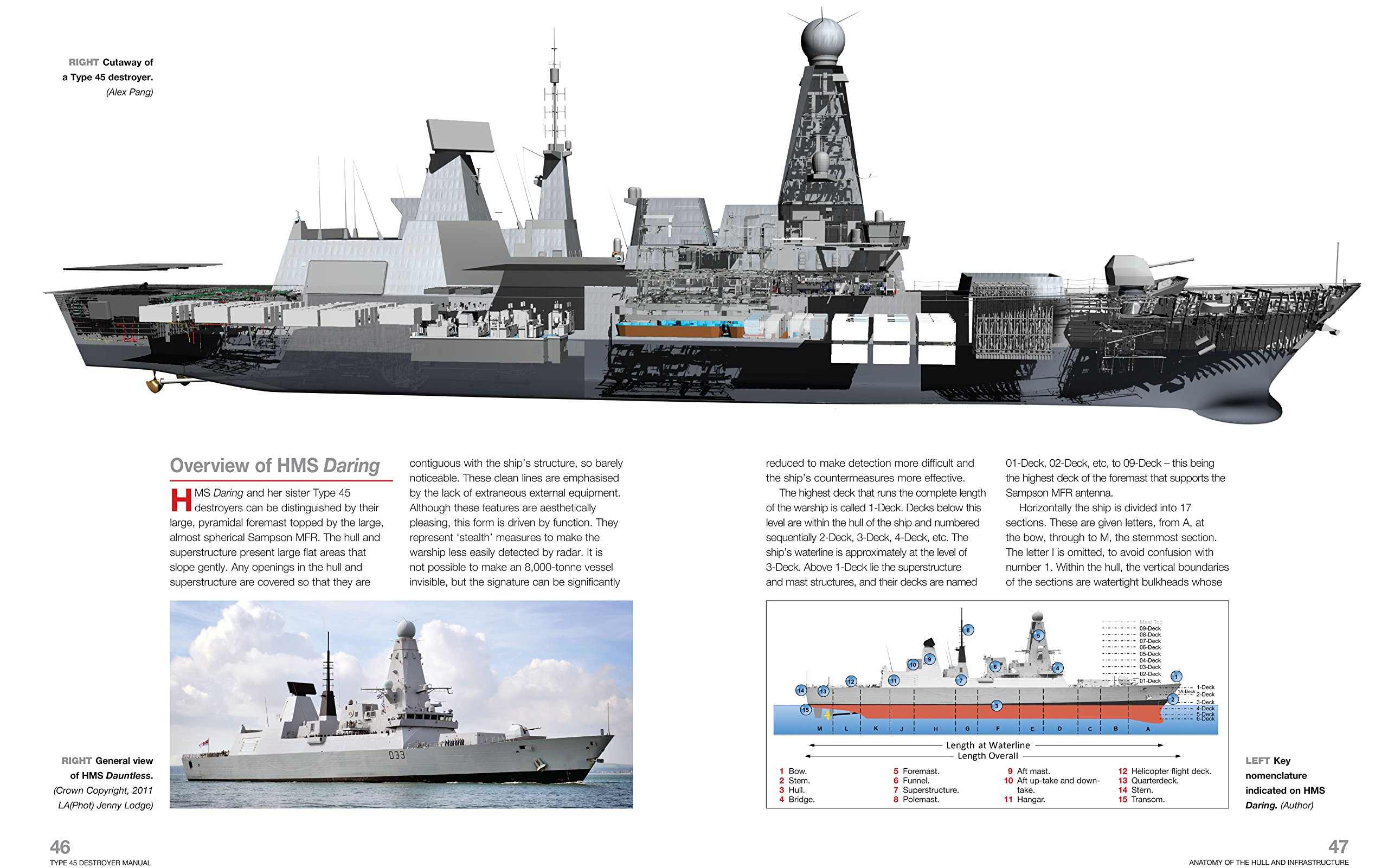 royal navy frigate t45 dieulois