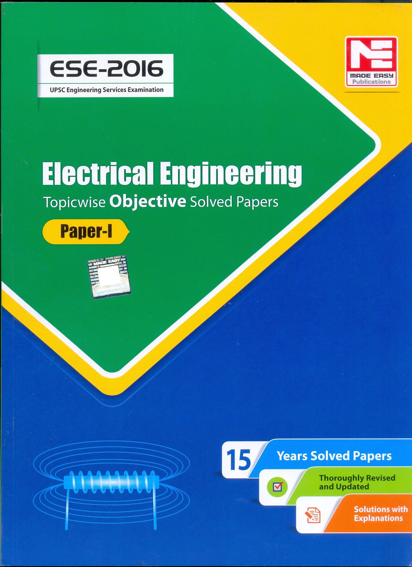 Electrical Engg Books Pdf