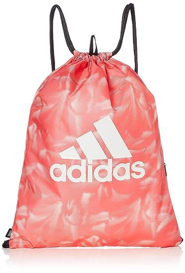 adidas Bolsa GYMSACK Hombre color: Rosa talla: Complem. MISC ...