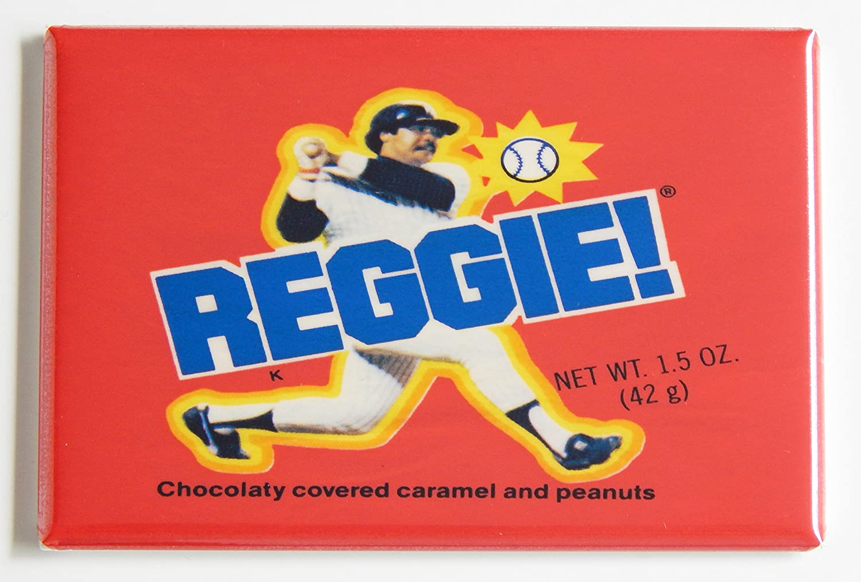 Reggie Bar Fridge Magnet (2 x 3 inches)