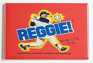 Reggie Bar Fridge Magnet (2.5 x 3.5 inches)