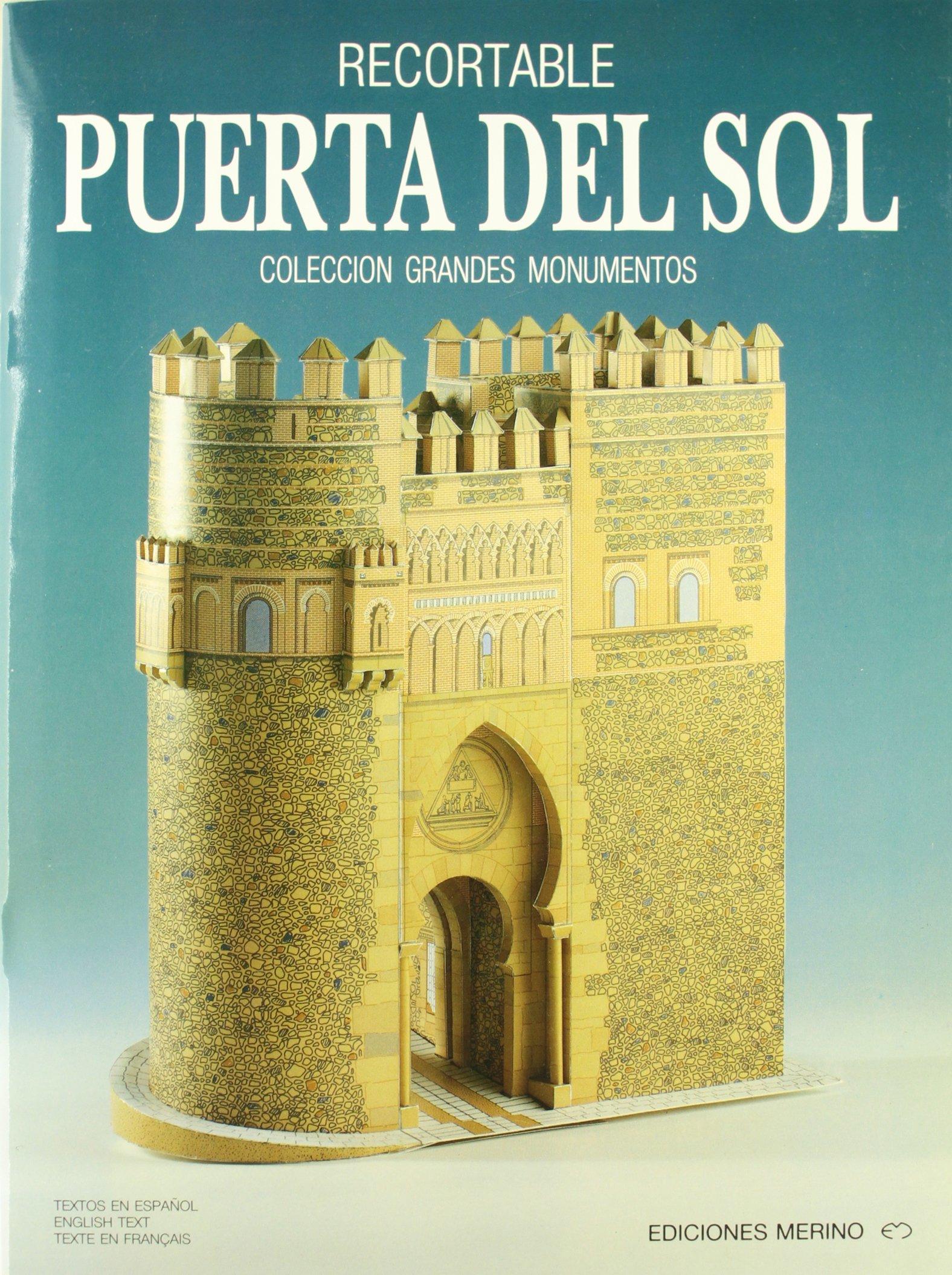 Puerta del Sol de Toledo: 9788486912277: Amazon.com: Books