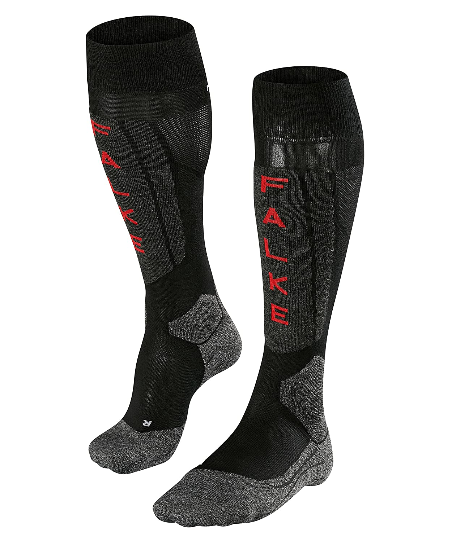 Falke womens standard Sk5 Ski Sock Black/Mix 35-36 16564