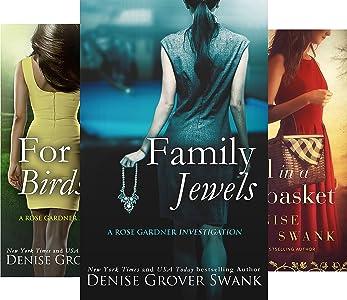 Rose Gardner Investigatons (Serie de 6 libros) Edición para ...