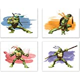 Amazon.com: Teenage Mutant Ninja Turtles lona: Home & Kitchen