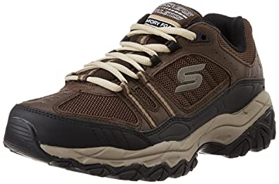 8795339f6a8db Image Unavailable. Image not available for. Color: Skechers Men's After  Burn Memory Fit ...