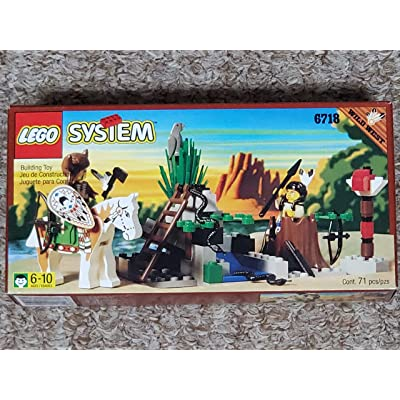 Lego System Set #6718 Rain Dance Ridge: Toys & Games
