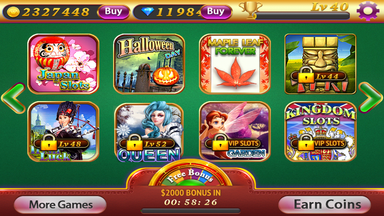 Top Free Slots Machines
