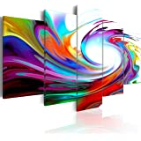 murando IMAGE   200x100 cm   2 COLOURS TO CHOOSE   IMAGE PRINTED ON CANVAS   WALL ART PRINT   PICTURE   PHOTO   5 PIECES   abstract 020101-234