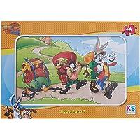 Looney Tunes - Frame Puzzle - Yapboz 24 Parça