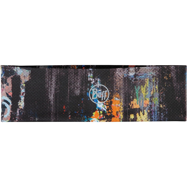 Buff R-Graffiti Cinta, Unisex Adulto, Negro, Talla Única 117091.999.10.00