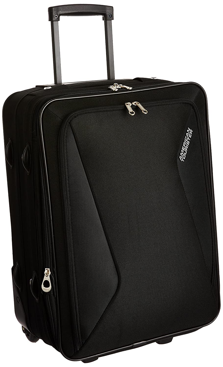 American tourister Columbia Polyester 55 cms Black Travel