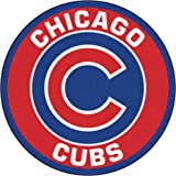 FANMATS 18130 MLB Chicago Cubs Roundel Mat
