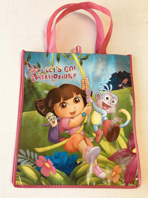 Dora The Explorer Large Reusable Tote Bag /…