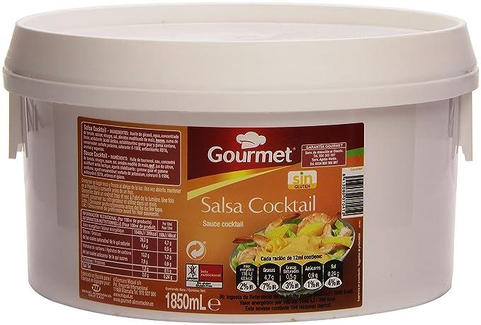 Salsa gourmet coctel 1850ml