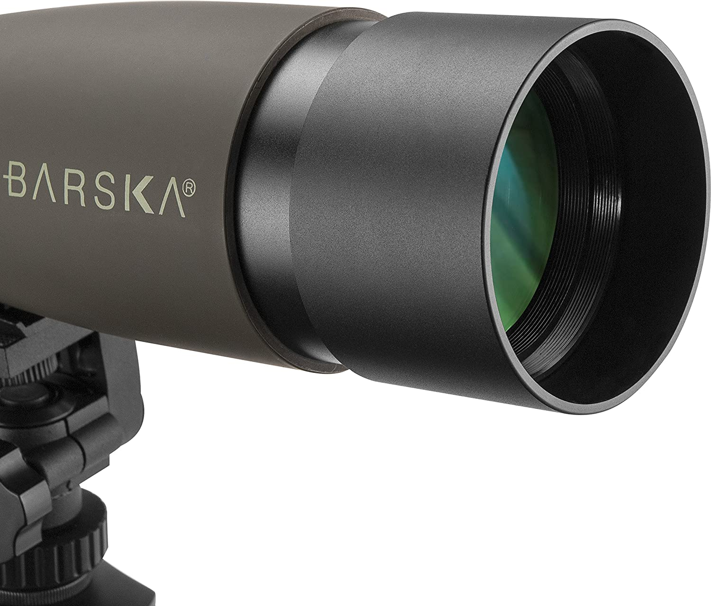 BARSKA Blackhawk Spotter with Hard Case 20-60x 80mm