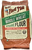 Bob's Red Mill, Organic, Whole Wheat Flour, 48 oz (1.36 kg)