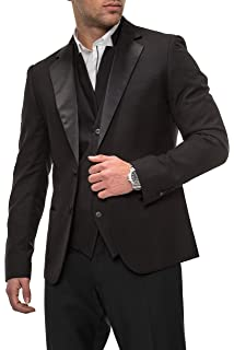 Antony Morato Herren Strick Sakko Anzugjacke Sweat Blazer Cardigan ... a05e1894b2