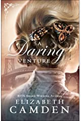 A Daring Venture (An Empire State Novel Book #2) Kindle Edition