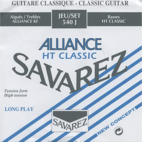 Savarez Alliance Corum 500 AJ Saiten Klassikgitarre