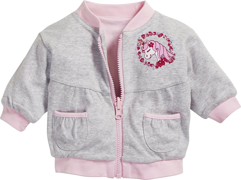 Playshoes schnizler Baby Girls Pyjama Overall Sleepsuits Birdie