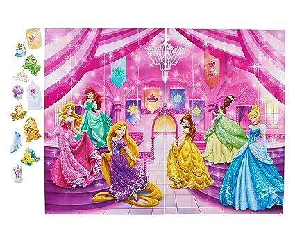 Elegant Disney Princess Photo Kit, Backdrop And Props, Party Supplies