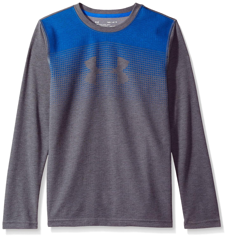 Under Armour Boys Infrared Long Sleeve Shirt