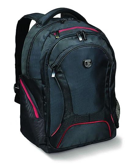 6d02984eb254 Port Designs Courchevel Professional Business Women/Men Large Travel Black  Rucksack/Backpack Padded Laptop