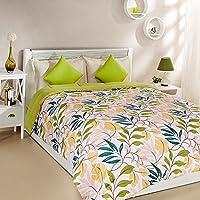 Amazon Brand - Solimo Microfibre Printed Comforter