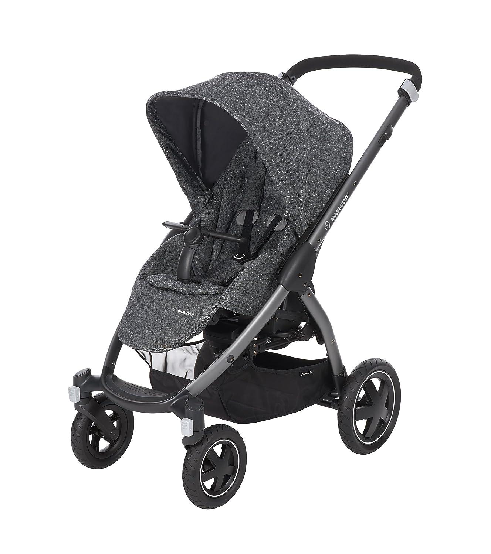 Maxi-Cosi Stella carrito de bebé, marco brillante gris/antracita: Amazon.es: Bebé