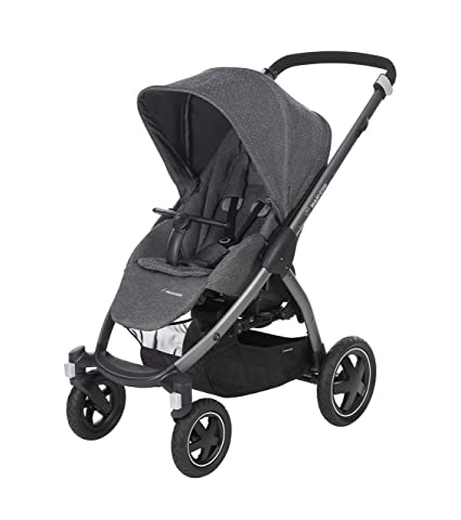 Maxi-Cosi Stella carrito de bebé, marco brillante gris ...