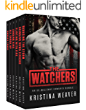 THE WATCHERS: 6 Military Romance Bundle (English Edition)